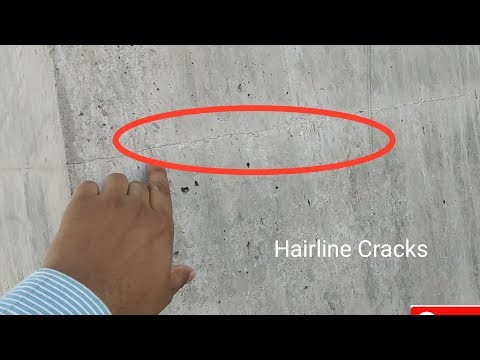 What is Hairline cracks ? Causes & Preventions