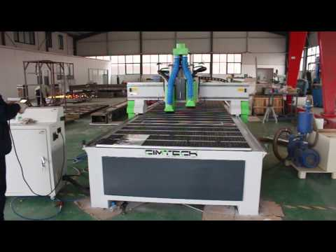 HIGH SPEED MIDDLE EAST ALUMINIUM CNC CUTTING MACHINE, RUSSIA ALUMINIUM CNC ROUTER MACHINE   CIMTECH