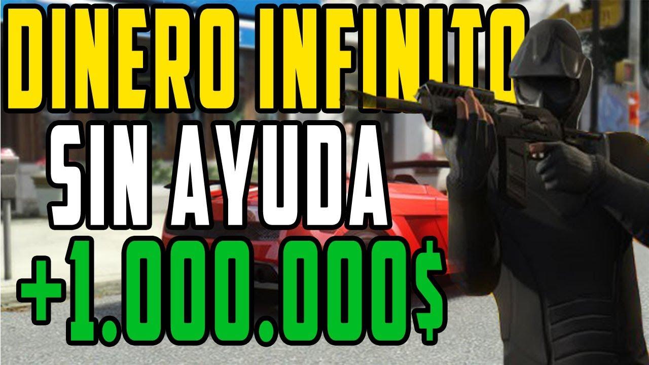 CONSEGUIR DINERO Y RP EN GTA V ONLINE - CONSIGUE MILLONES EN GTA 5 ONLINE - (XBOX, PS4,PC) GTA 5