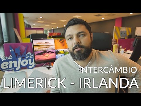 Intercâmbio em Limerick, Irlanda | Enjoy Intercâmbio
