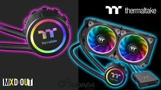 Thermaltake Floe Riing RGB 240 TT Premium Edition AIO Review