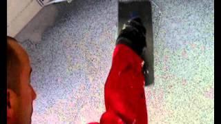 Nakładanie tynku mozaikowego GRAMAPLAST (01)