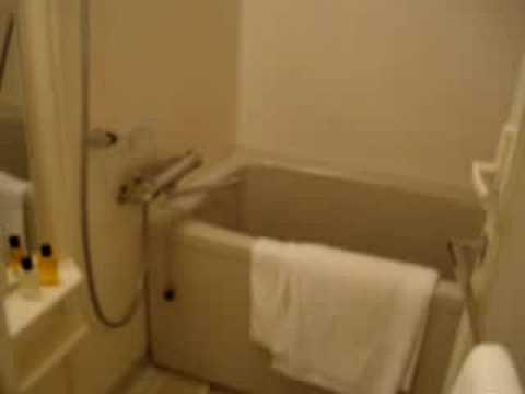 Fun in a Japanese Bathroom!