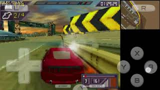 NEED FOR SPEED PRO STREET NINTENDO DS ANDROID LOQUENDO,EPISODIO 2