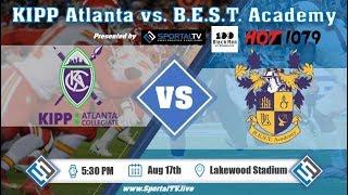 Live Football Broadcast: KIPP vs BEST (Atlanta, GA)