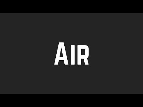 Shawn Mendes - Air ft. Astrid S (Lyrics)