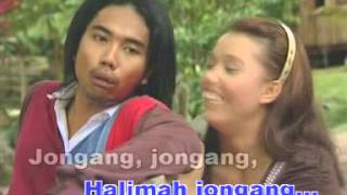 Eddie Hamid - Halimah Jongang (OST Halimah Jongang) Karaoke Version