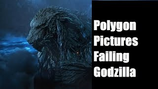 How Polygon Pictures is Failing Godzilla