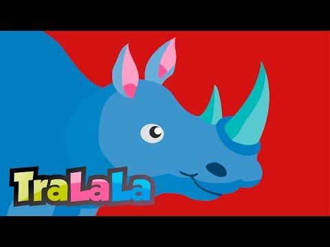 Cantecele pentru copii - Gradina zoologica