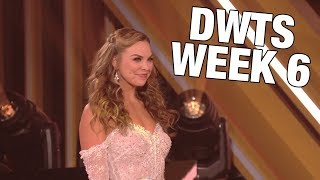 The Hannah Brown DWTS Week 6 Update
