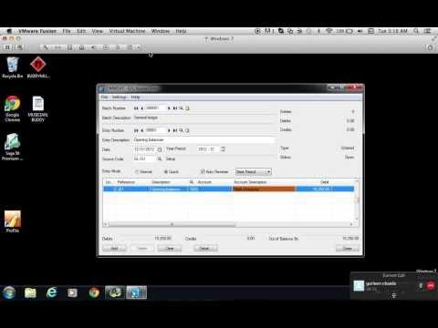Insert key on VMware Fusion