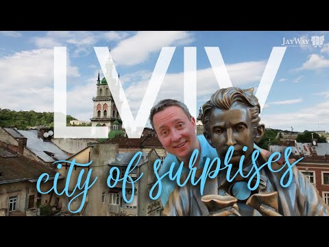 Lviv City of Surprises