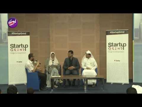 Startup Grind Doha (FULL) August 25, 2015
