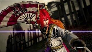 PS3/PS Vita版 2014年3月20日発売 『戦国無双4』 http://www.gamecity....