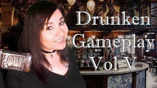 Drunken Gameplay #5 - Keith Courage In Alpha Zones - Virtual Valerie