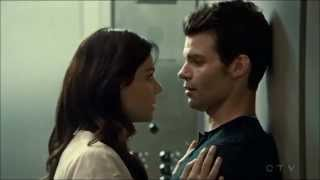 Saving Hope: Alex&Joel elevator scene [2x15] HD