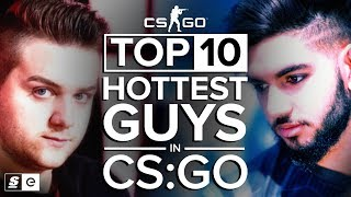 The Top 10 Hottest Guys in CS:GO (Valentine's Day Edition)