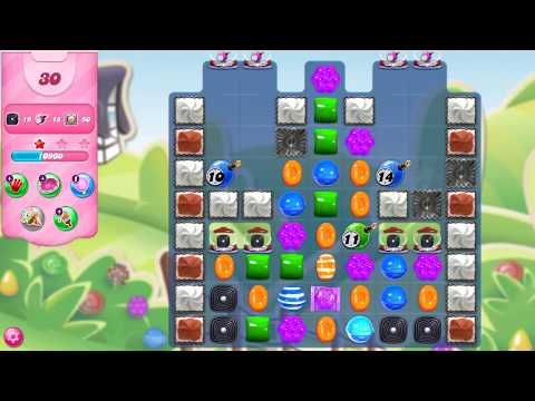 Candy Crush Saga Level 3259 NO BOOSTERS