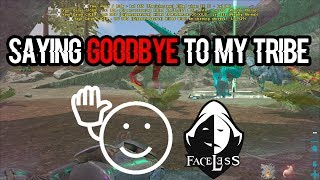 Leaving my Alpha Tribe + Griefing Them (Official PVP) - ARK: Survival Evolved