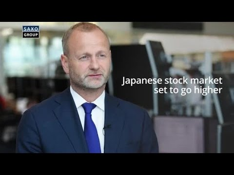 USDJPY and Japanese stocks on the rise: Jakobsen