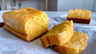 [材料2つ・コネ、発酵なし] スーパーカップで作る!パン作り方 Bread 빵
