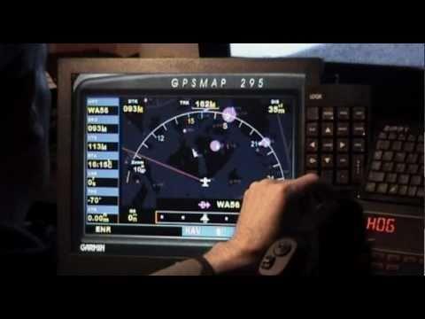 Easy FSX GPS keypad