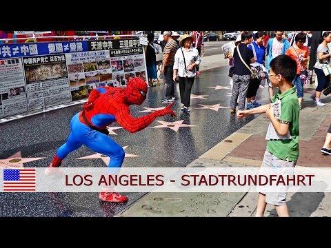 Los Angeles - L.A. - Sehenswürdigkeiten