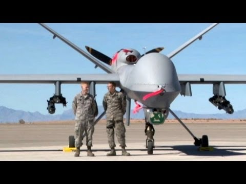 Drones: A military revolution - YouTube