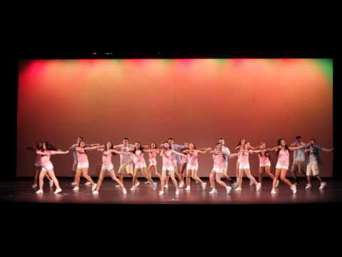 DVHS Spring Dance Show 2015: Katrina and the Waves - Walking on Sunshine