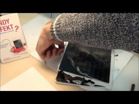 """Samsung Galaxy Tab S2 SM-T810 8.0"""" Display Austausch Glas Tausch Reparatur disassembly"""