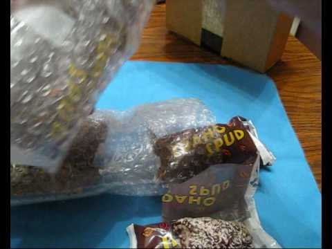 Amy's Candy Unboxing Oct 20