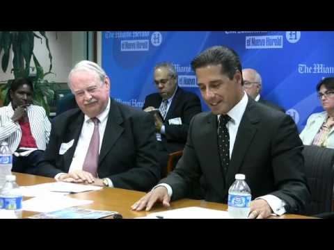 Interview with Miami-Dade Public Schools Superintendent Alberto Carvalho