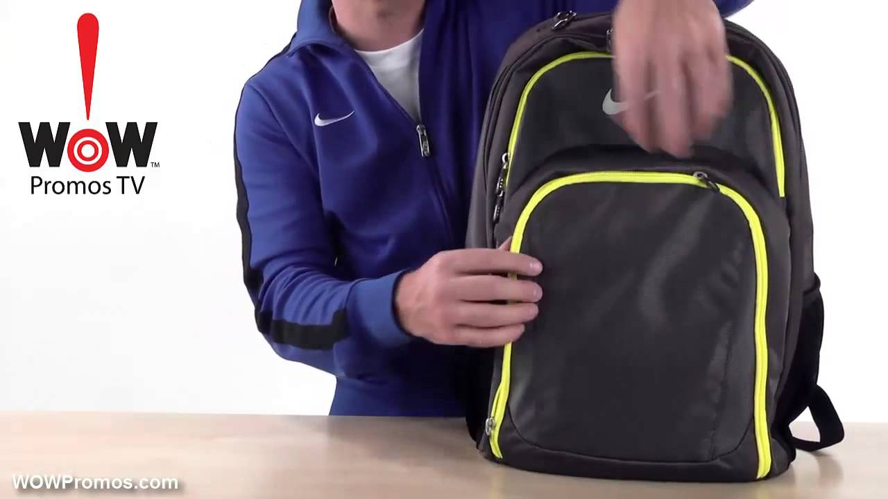 info for 10eba 04e60 NIke Golf Performance Backpack from WOWPromos.com