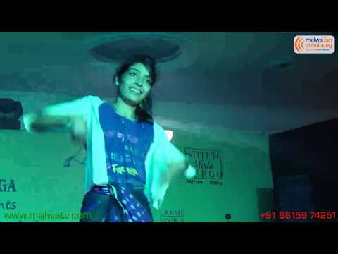 INIFD Moga Fashion Show - 2013 Part 1st.