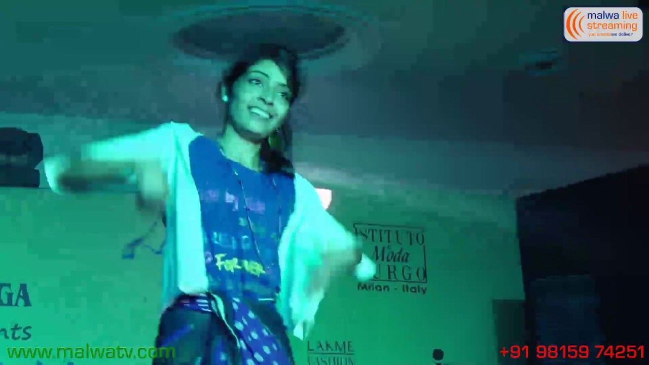 INIFD Moga Fashion Show - 2013 Part 1st.