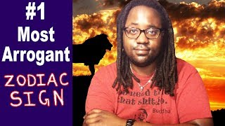 The NUMBER ONE Most Arrogant Zodiac Sign [Lamarr Townsend Tarot] [Horoscope For Today]