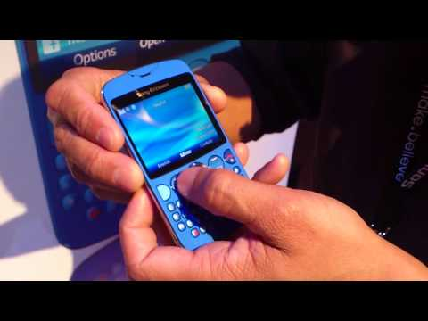 First Look: Sony Ericsson Txt