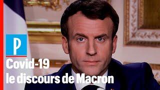 [INTEGRAL] Allègement du confinement : les annonces de Macron