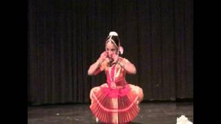 Cherry BarataNatyam and Group Dance