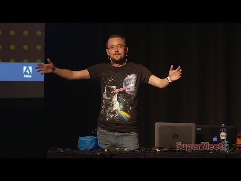 Amsterdam SuperMeet: Your Present and Future with Adobe Video Applications