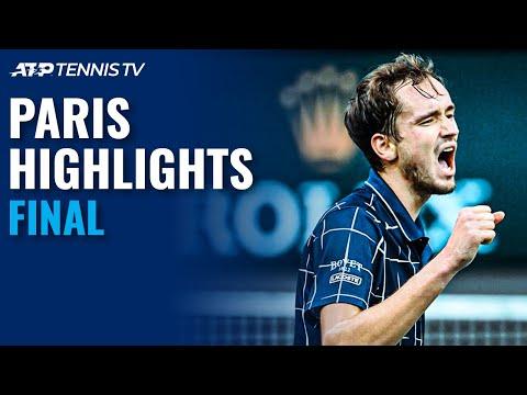 Alexander Zverev vs Daniil Medvedev | Paris 2020 Final Highlights
