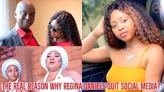 Regina Daniels And Few Reasons Why She Deleted Her Instagram Account