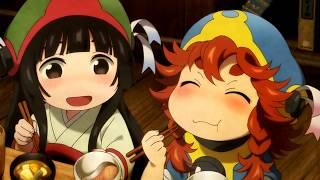 """Hakumei to Mikochi ED: """"Harvest Moon Night"""" (Full Version)"""