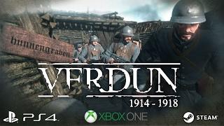 Verdun Game Trailer 2017 - PC/XB1/PS4