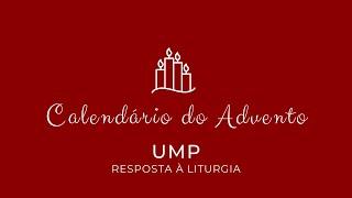 Calendário do Advento: UMP (Vivendo o evangelho de Cristo)