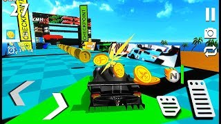 Extreme City Gt Mega Ramp Car Stunts Games - Fast Crazy Car - Android GamePlay #2