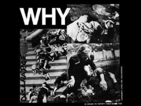"Discharge - Why 12"" A-side"