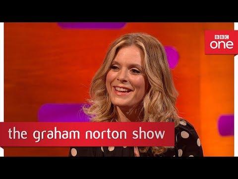 Emilia Fox's impressive medical tonguetwisters  The Graham Norton   BBC One