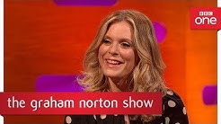 Emilia Fox's impressive medical tongue-twisters - The Graham Norton Show - BBC One
