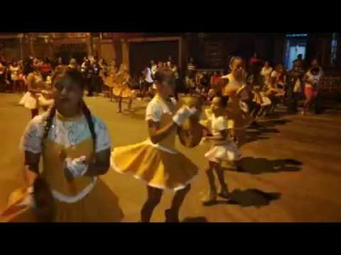 Banda magic sound Aniversario llégada de Cristobal cólon